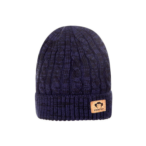 Navy Quill Hat - Pitter Patter