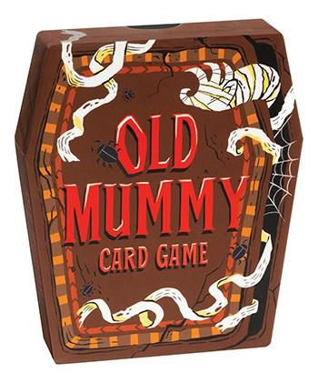 Old Mummy Card Game - Pitter Patter