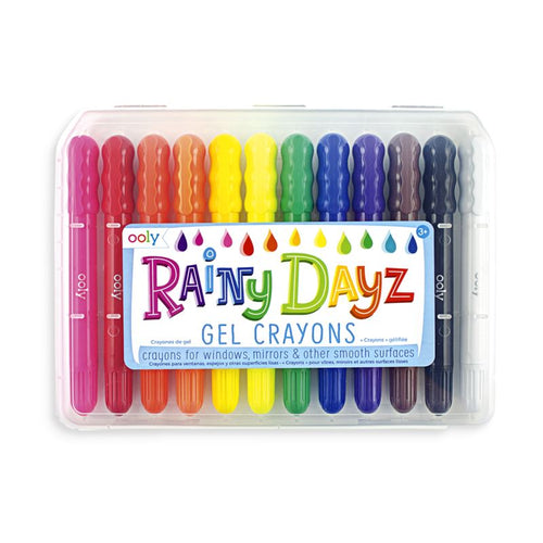Rainy Dayz Gel Crayons - Pitter Patter
