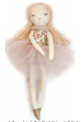 Sachet Doll - Pitter Patter
