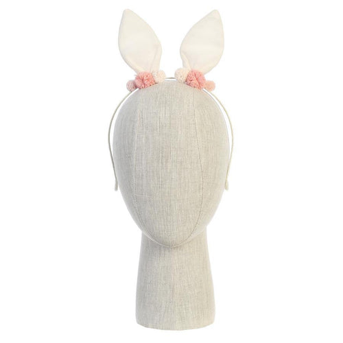Shimmery Bunny Ears Headband - Pitter Patter