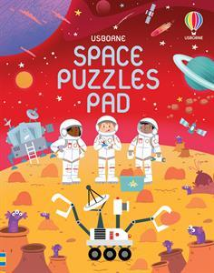 Space Puzzles Pad Books Usborne Books