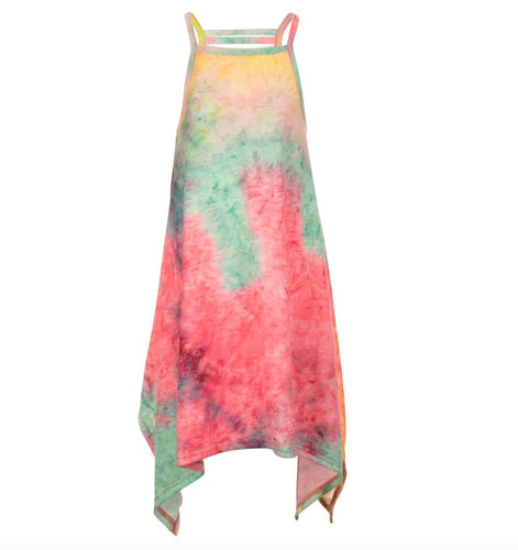 Tie Dye Maxi Dress - Pitter Patter