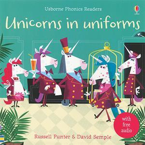 Unicorns in Uniforms - Pitter Patter