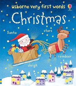 Very First Words Christmas - Pitter Patter