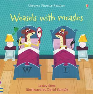 Weasels with Measles Books Usborne Books