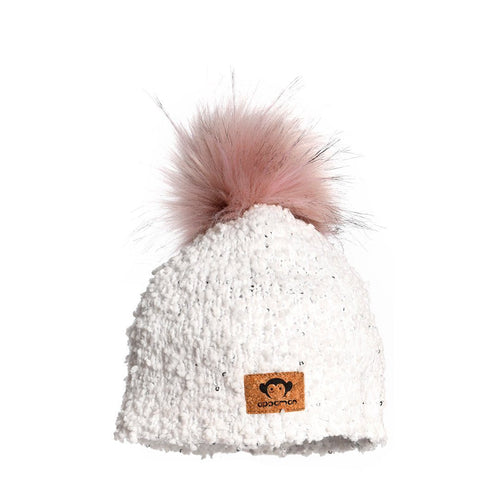 White Boucle Hat Hats Appaman S