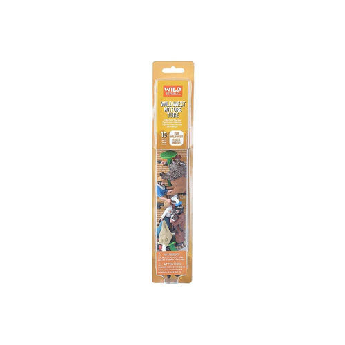 Wild West Figurines Tube - Pitter Patter