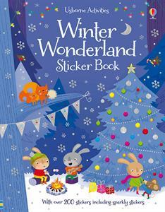 Winter Wonderland Sticker Book - Pitter Patter