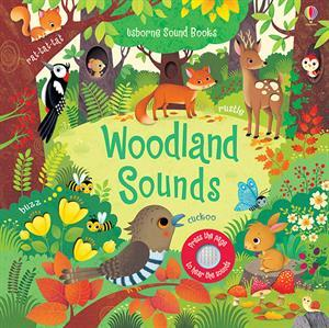 Woodland Sounds - Pitter Patter