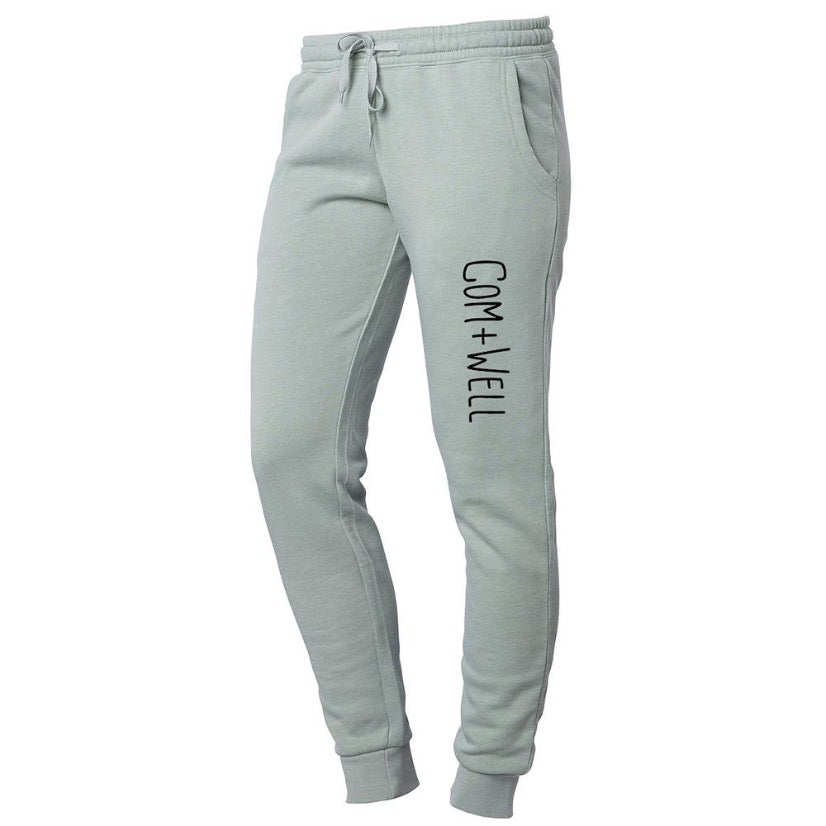 COM+WELL Script Logo Women's Sweatpants