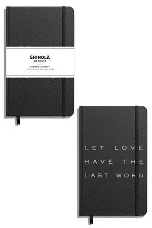 Shinola Let Love Have the Last Word Black Journal