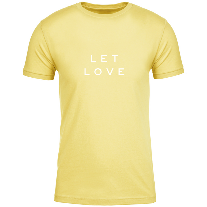 Let Love in Yellow