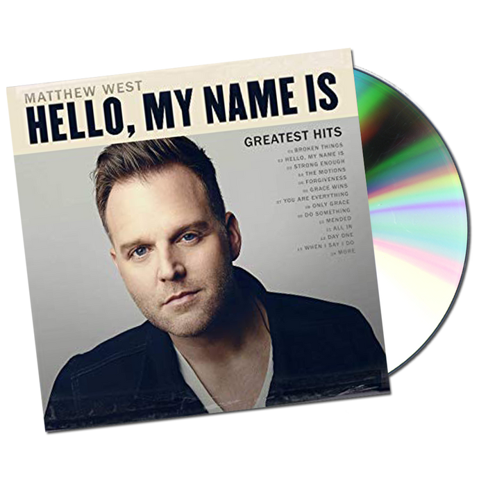 Hello My Name Is (Greatest Hits) CD