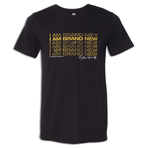 New - I Am Brand New Tee