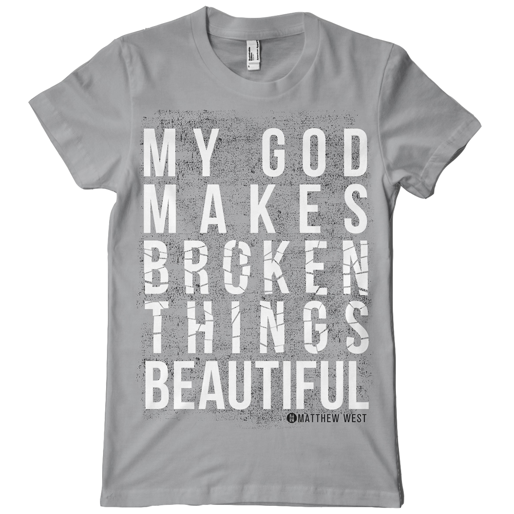 Broken Things Beautiful Tee
