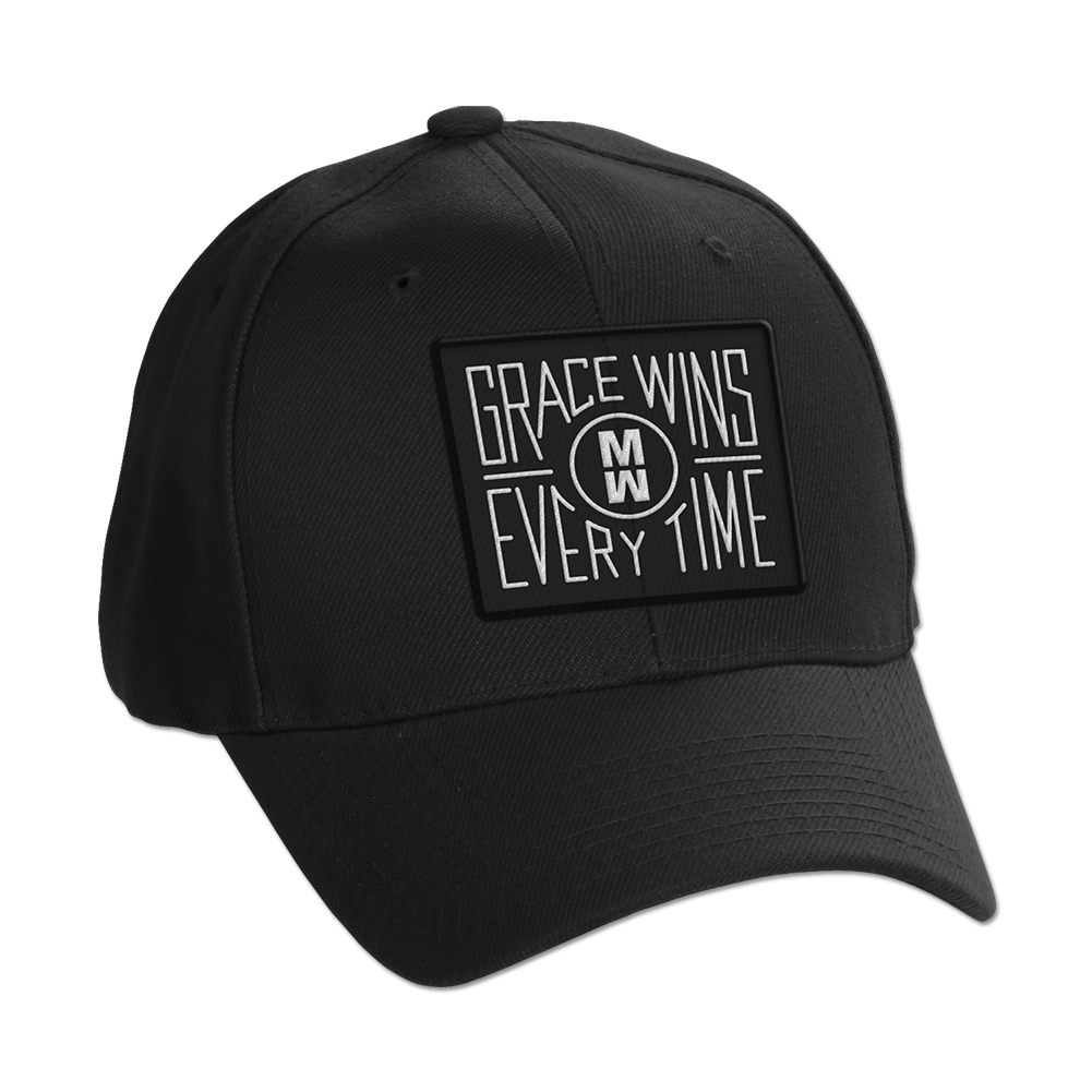 Grace Wins Patch Hat