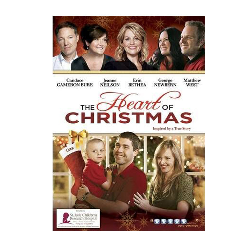 Matthew West The Heart Of Christmas.The Heart Of Christmas Dvd