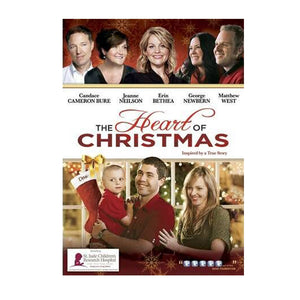 The Heart Of Christmas.The Heart Of Christmas Dvd