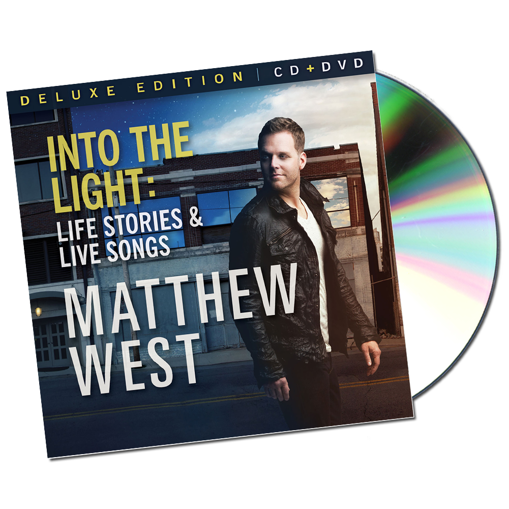 Into The Light Deluxe CD/DVD