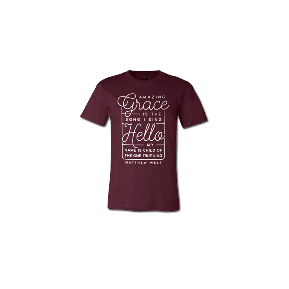 Amazing Grace Youth Tee