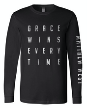 Load image into Gallery viewer, Grace Wins Long Sleeve Tee