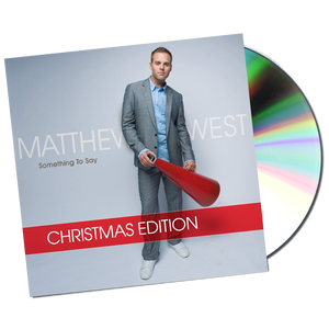 Something To Say Christmas CD