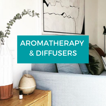 aromatherapy and essential oil diffusers