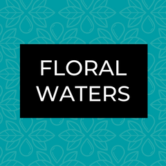 floral waters hydrosols refillable bulk diy