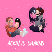 Load image into Gallery viewer, Acrylic Charms