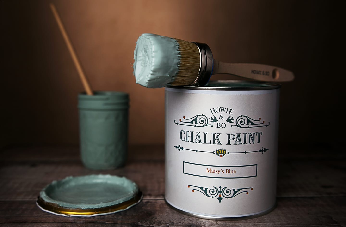 Howie & Bo Chalk Paint in Maisy Blue