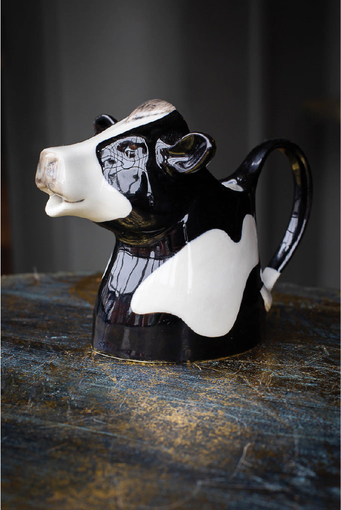 Ceramic Cow Jug
