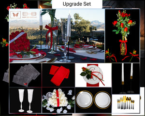 Twilight Collection Tablescape Series ID200