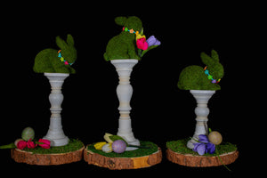 Mossy Bunny's Tablescape Set, Series 1