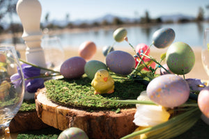 Egg-ceptional Garland Tablescape Set, Series 2