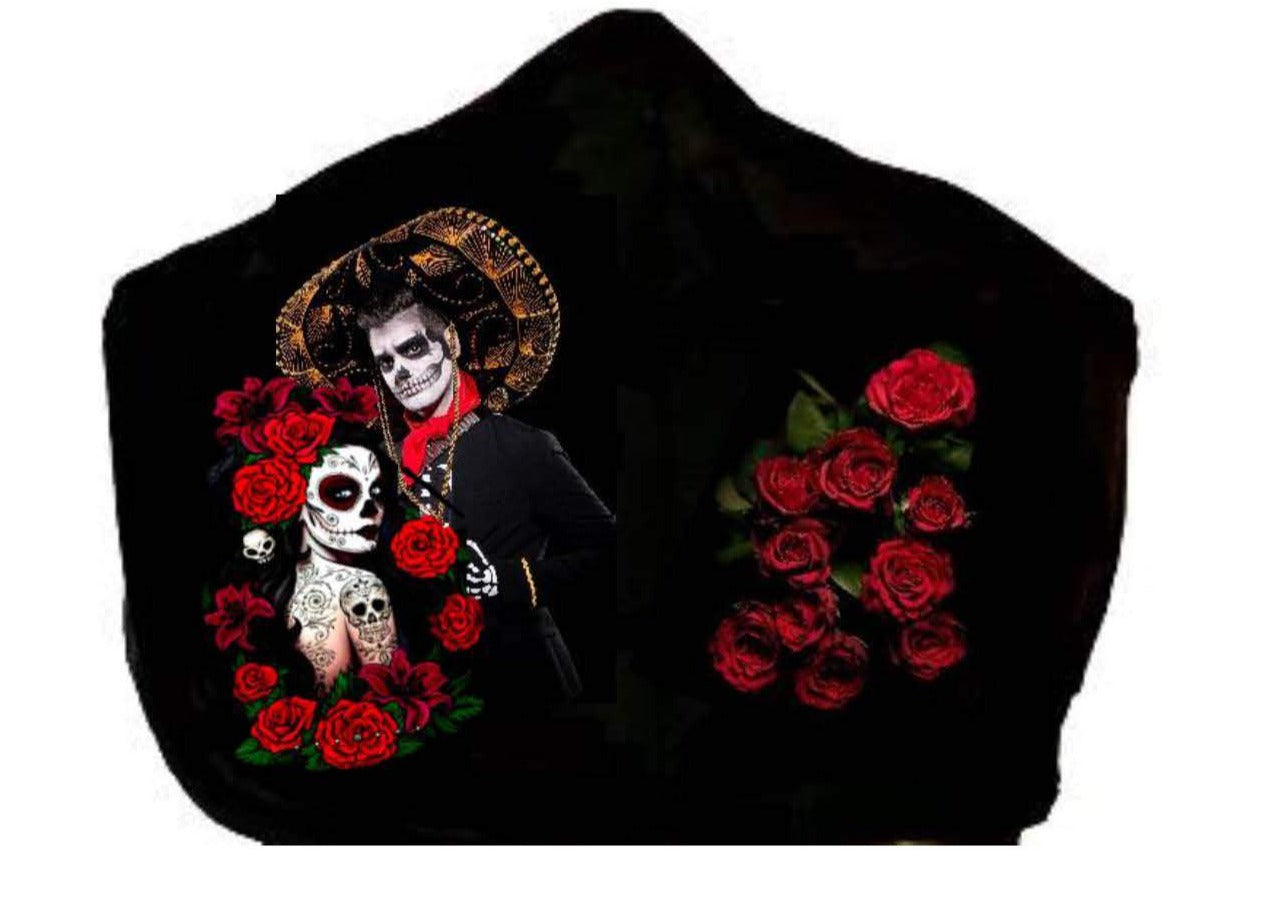 Day of the Dead Face Coverings