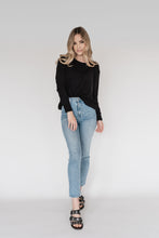 Load image into Gallery viewer, Long Sleeve Boxy Tee