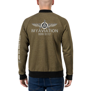 MYAVIATION - Bomber Jacket - myaviationshirt