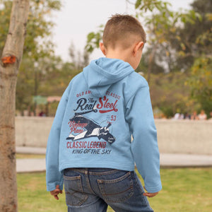 Classic Legend - Kids Hooded Sweat