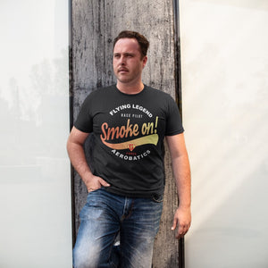 SMOKE ON G-FORCE SHIRT