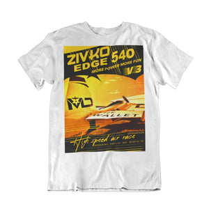 ZIVKO EDGE 540 V3 AirRacer T-Shirt