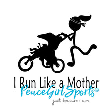 Peace Girl Stroller Runner- Run Like a Mother
