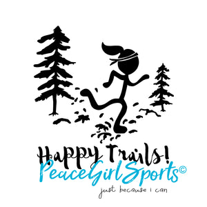Peace Girl Trail Runner