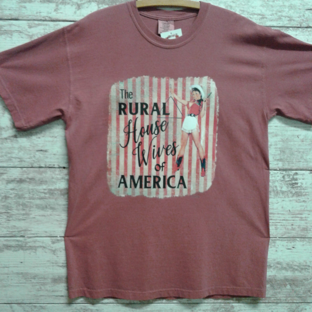 Rural housewives of America T-Shirt