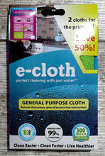 Load image into Gallery viewer, E-Cloth Cleaning Cloths