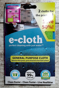 E-Cloth Cleaning Cloths
