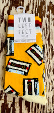 Load image into Gallery viewer, Fun Socks By Two Left Feet