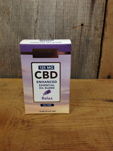 CBD Enhanced Essential Oil