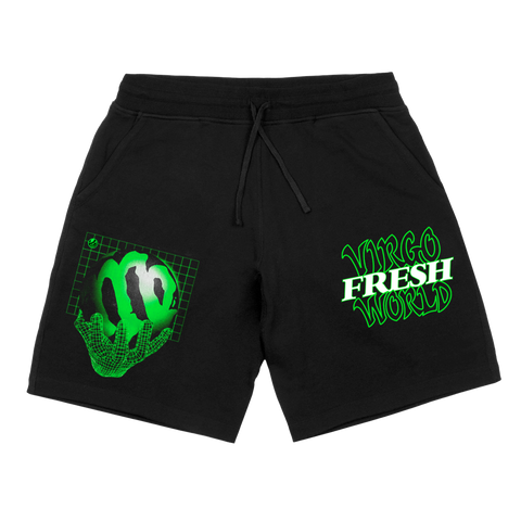 Black Fresh VW Shorts + Digital Album