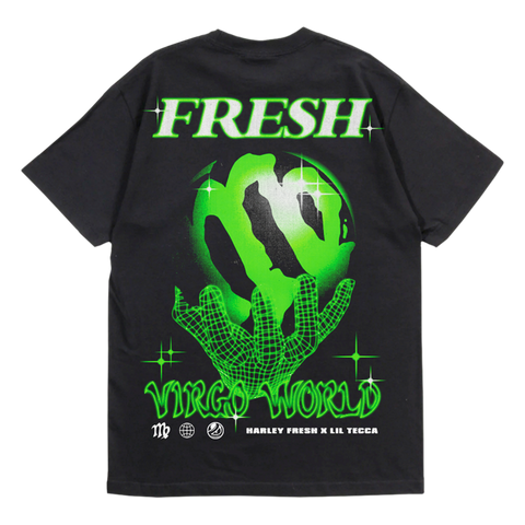 Black Fresh VW T-Shirt + Digital Album